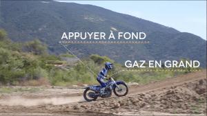 DVD pilotage motocross - Saut de table