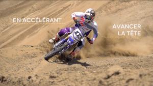 DVD pilotage motocross - Virage en appui