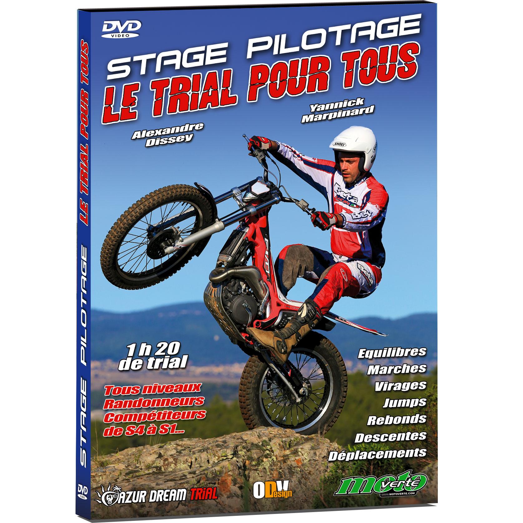 DVD Le Trial pour tous