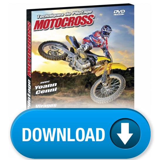 dvd techniques de pilotage motocross version digitale. Black Bedroom Furniture Sets. Home Design Ideas
